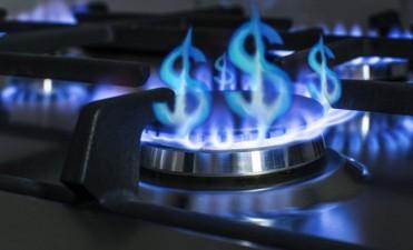 Los aumentos del gas serán entre el 500 y el 750%