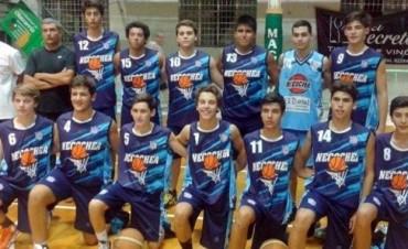 Basquetbol: El U 17 se juega este fin de semana