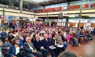 Nacional inició los festejos por los 70 años de su nacionalización