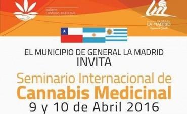 Seminario Internacional de Cannabis Medicinal