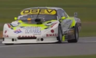 Gran carrera de Weimann en La Plata que lo dejo 3ro. en el campeonato