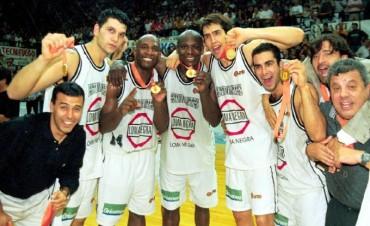 Estudiantes campeón Sudamericano hoy a 15 años