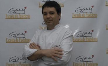 Vuelve el maestro pastelero Roberto Goni al auditorium de LU32