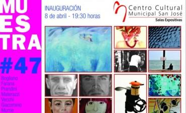 """Continúa la muestra #47 en el Centro Cultural Municipal """"San José"""""""