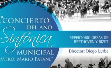 Primer concierto del año de la Sinfónica Municipal