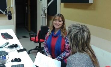 Adriana Capuano en Tarde Mágica