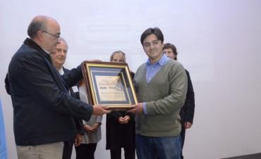 El Municipio participó de la inauguración del nuevo local de Roas en Olavarría