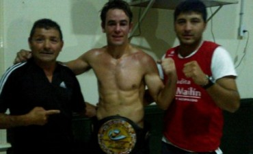 Ignacio Palahy a dias del debut como profesional