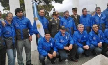Radio Olavarría en la Vigilia de los Ex Combatientes