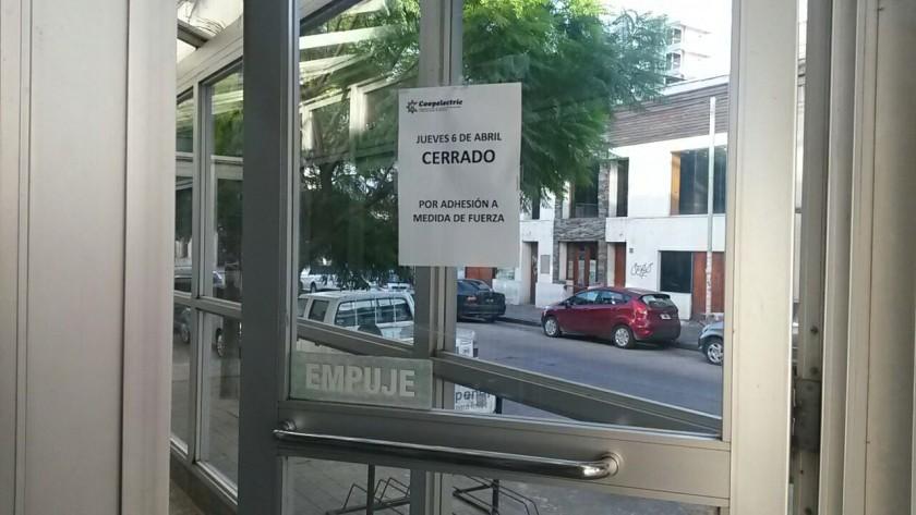 Situación del Paro de la CGT-CTA en Olavarría