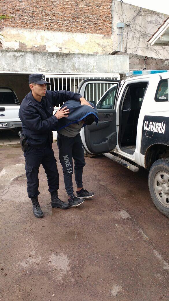 Detenido por Pedido de captura