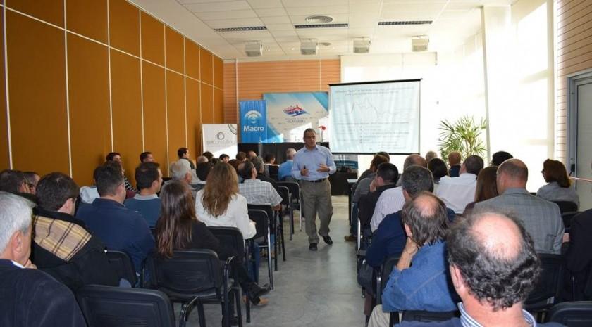 Se realizó una nueva Jornada Empresarial en Olavarría