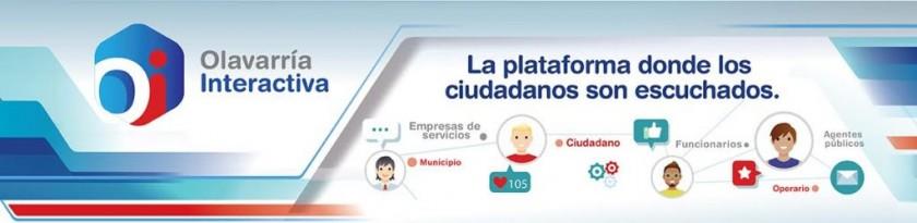 Olavarría Interactiva: nuevo sistema de reportes ciudadanos