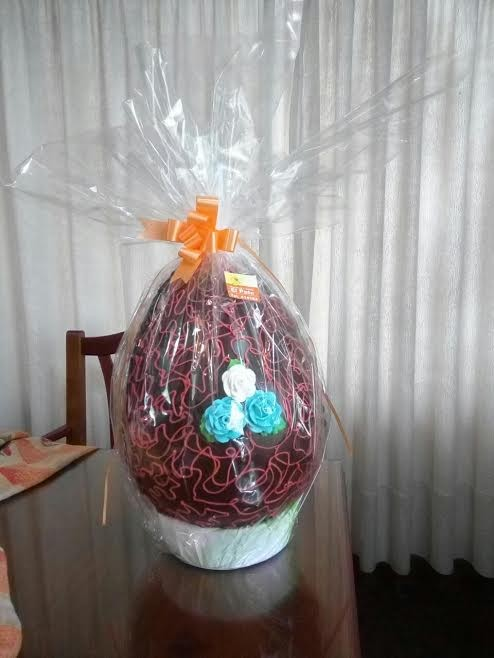 Chamameceando en Olavarría sortea este sábado un huevo de Pascuas gigante