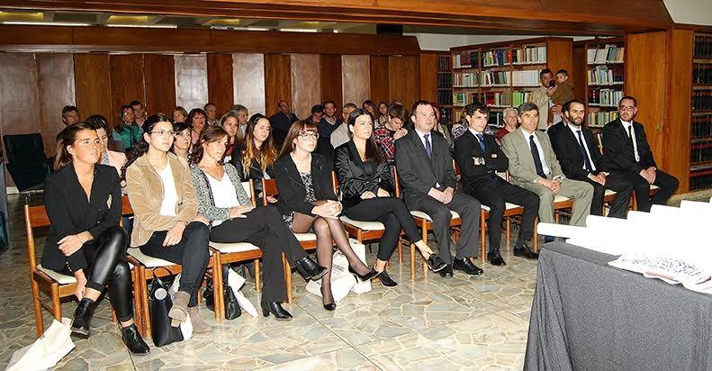 Nuevos abogados matriculados de Olavarría