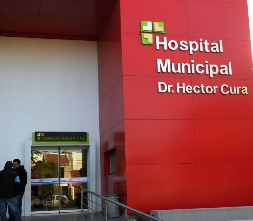 Medida ejemplificadora por filmar a un paciente en el Hospital Municipal