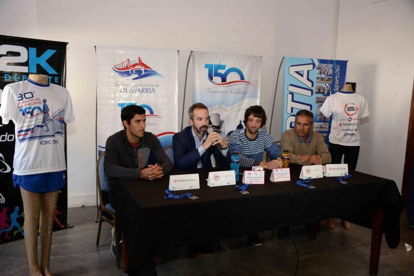 Se lanzó la 30ª Vuelta al Municipio