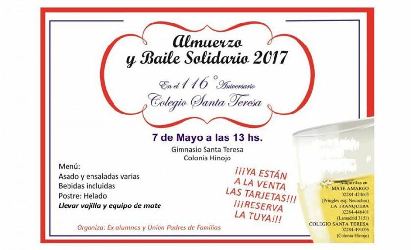 El Colegio Santa Teresa de Colonia Hinojo celebra sus 116 años