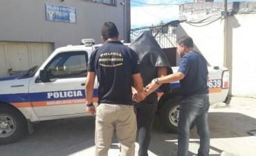 Un detenido por infracción