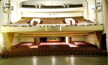 Abril en el Teatro Municipal