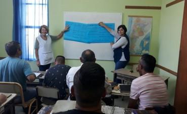 Actividades áulicas por la Semana de la Memoria en las escuelas de la Unidad Nº2