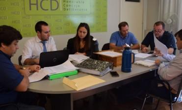 HCD: Se reunió la Comisión Especial y estableció los ejes de análisis