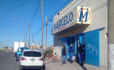 Confuso episodio en supermercado de Villa Maylín