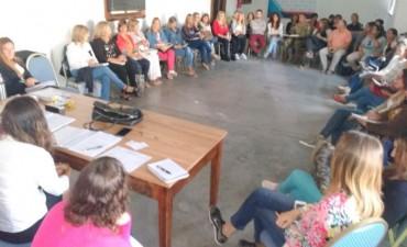 Se reúne la Mesa Local contra la Violencia Familiar y de Género