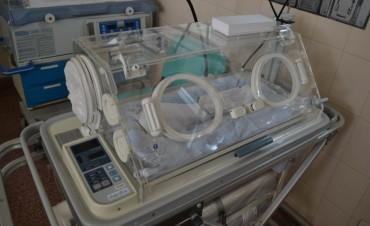 Nuevos equipos para Neonatología