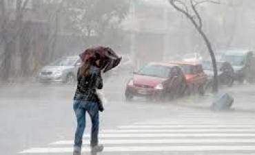 Defensa Civil: recomendaciones ante el alerta meteorológico