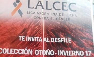 Desfile a beneficio de LALCEC