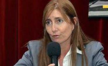 La Diputada  Nacional, Liliana Schwindt habló en lu32 de los proyectos del Frente Renovador