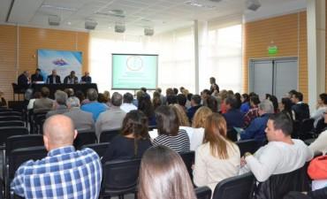 Importante asistencia a la 1ª Jornada Regional de Actualización en Zoonosis