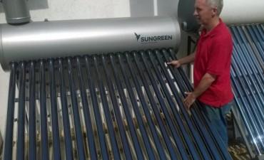 Charla sobre energías renovables