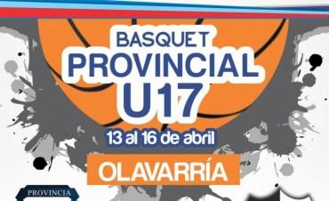 Respaldo para el Provincial U17 de básquet
