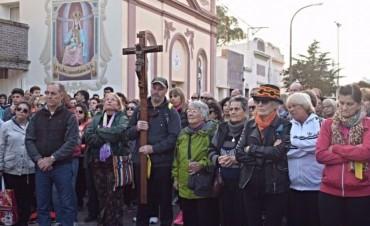 Gran procesión a la Virgen de la Loma