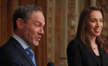 La gobernadora quiere la reforma del Código Penal