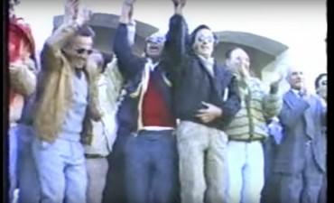 A 30 años, así se vivió la Semana Santa del '87 en Olavarría