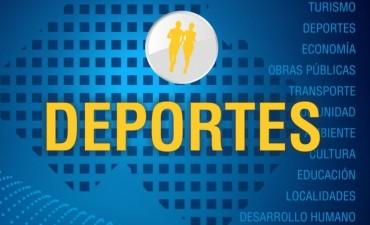 Becas deportivas: se extiende el plazo para presentación de postulantes