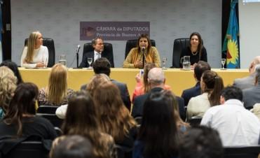 Diputados bonaerenses debatieron sobre la prevención de la violencia de género