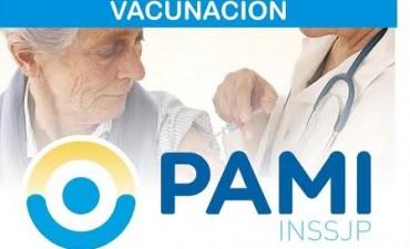 Comienza la vacunación de PAMI en la farmacia del CECO