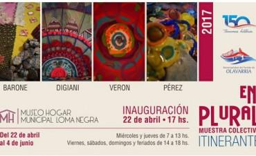 """""""En Plural"""" itinerante: ahora en Loma Negra"""