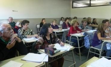 Comienzan los talleres de UPAMI en la FACSO