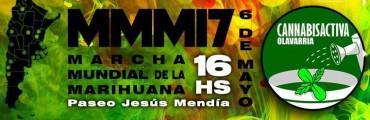 En Olavarría se manifestarán por la Marihuana