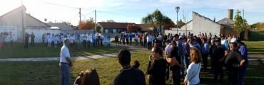 Los tripulantes del ARA Bouchard tienen su encuentro anual en Olavarría