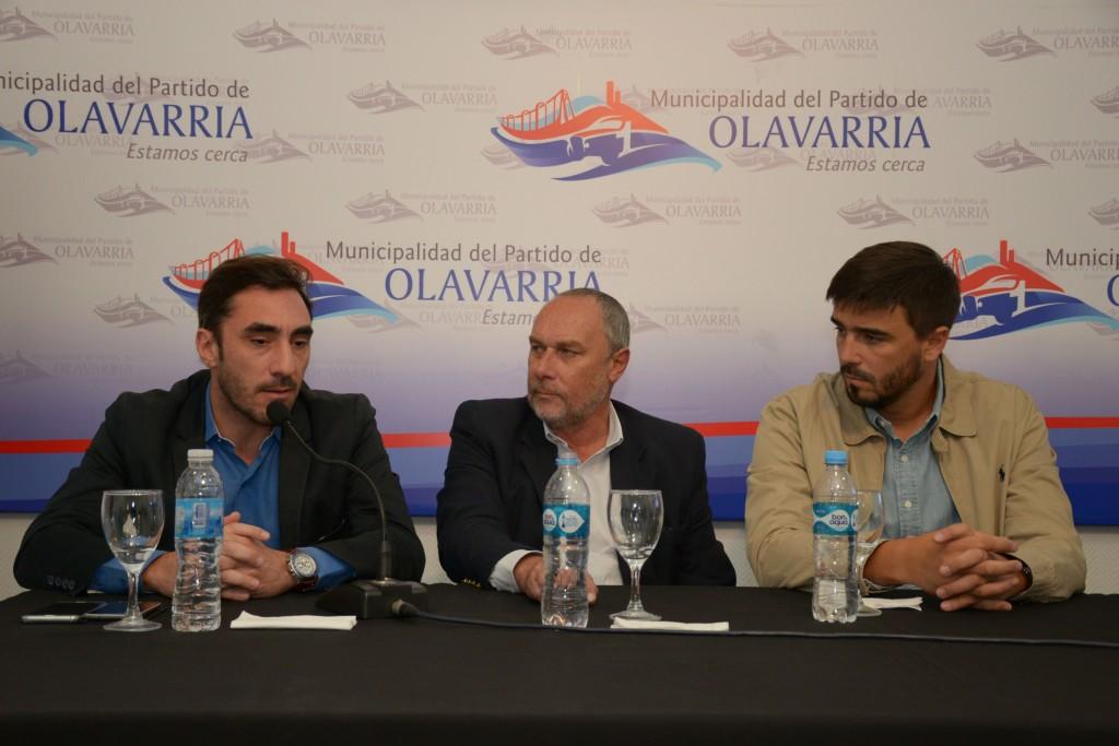 Olavarría sede de un Forum de Competitividad Logística Territorial