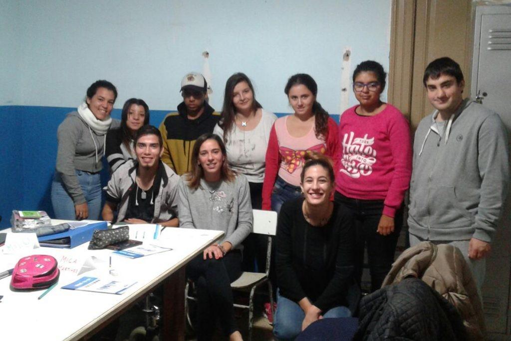 """""""Educar para el Empleo"""": fueron capacitados jóvenes del Centro de Formación Integral N° 1"""