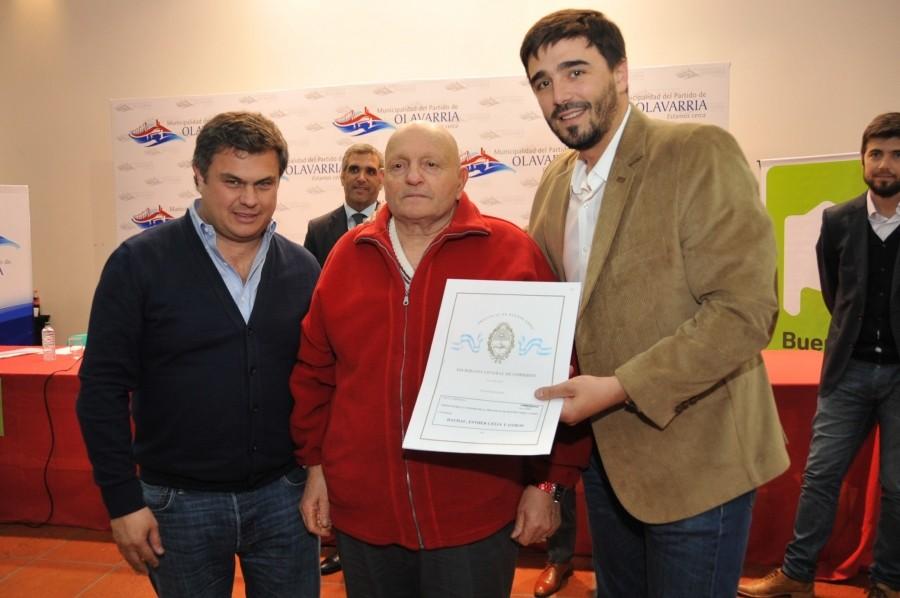 El Ministro de Desarrollo provincial entregará los comedores al municipio