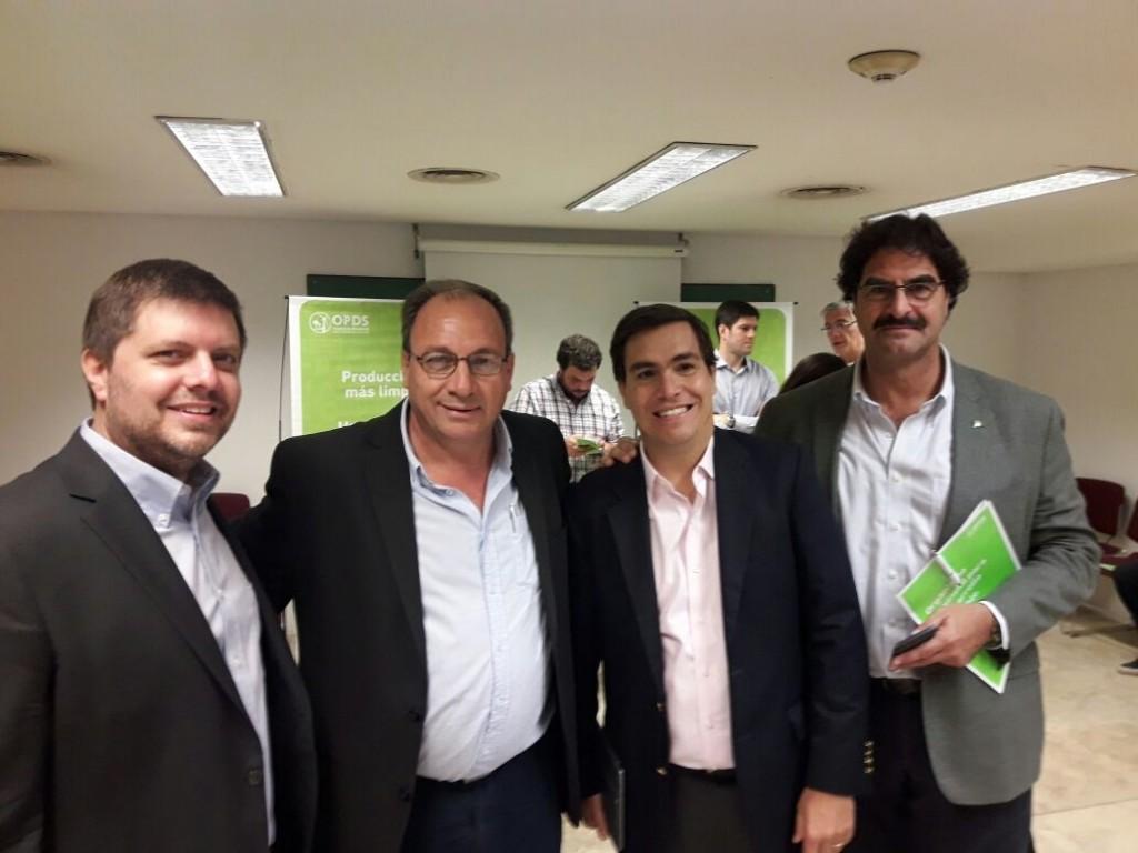 La Provincia presentó la Mesa Ambiental bonaerense, un espacio de diálogo permanente con los municipios