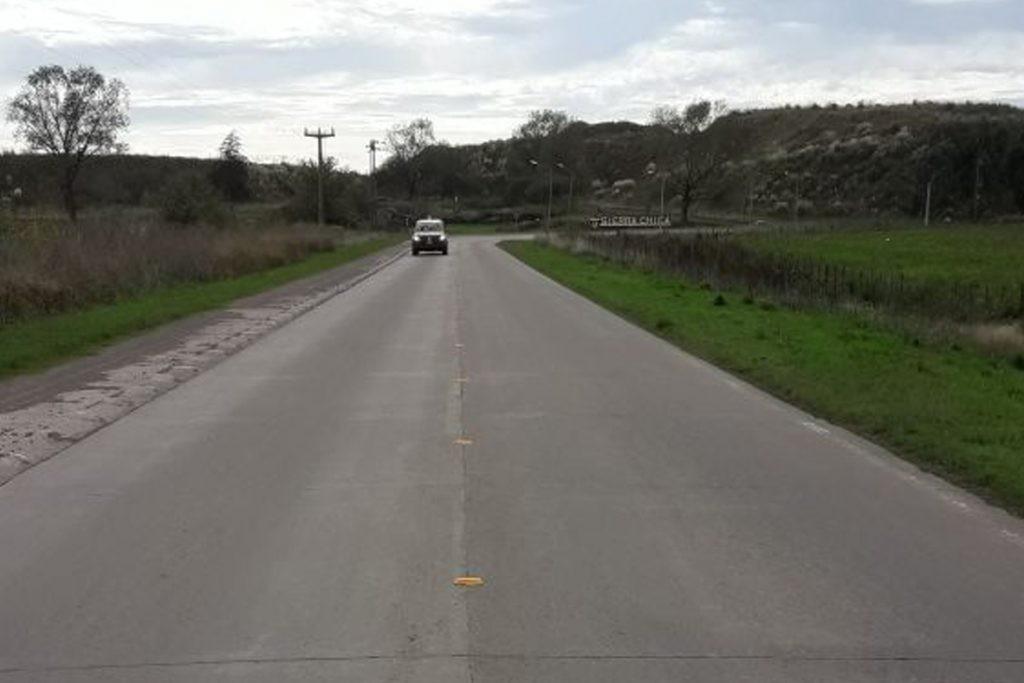 Más seguridad vial en las localidades